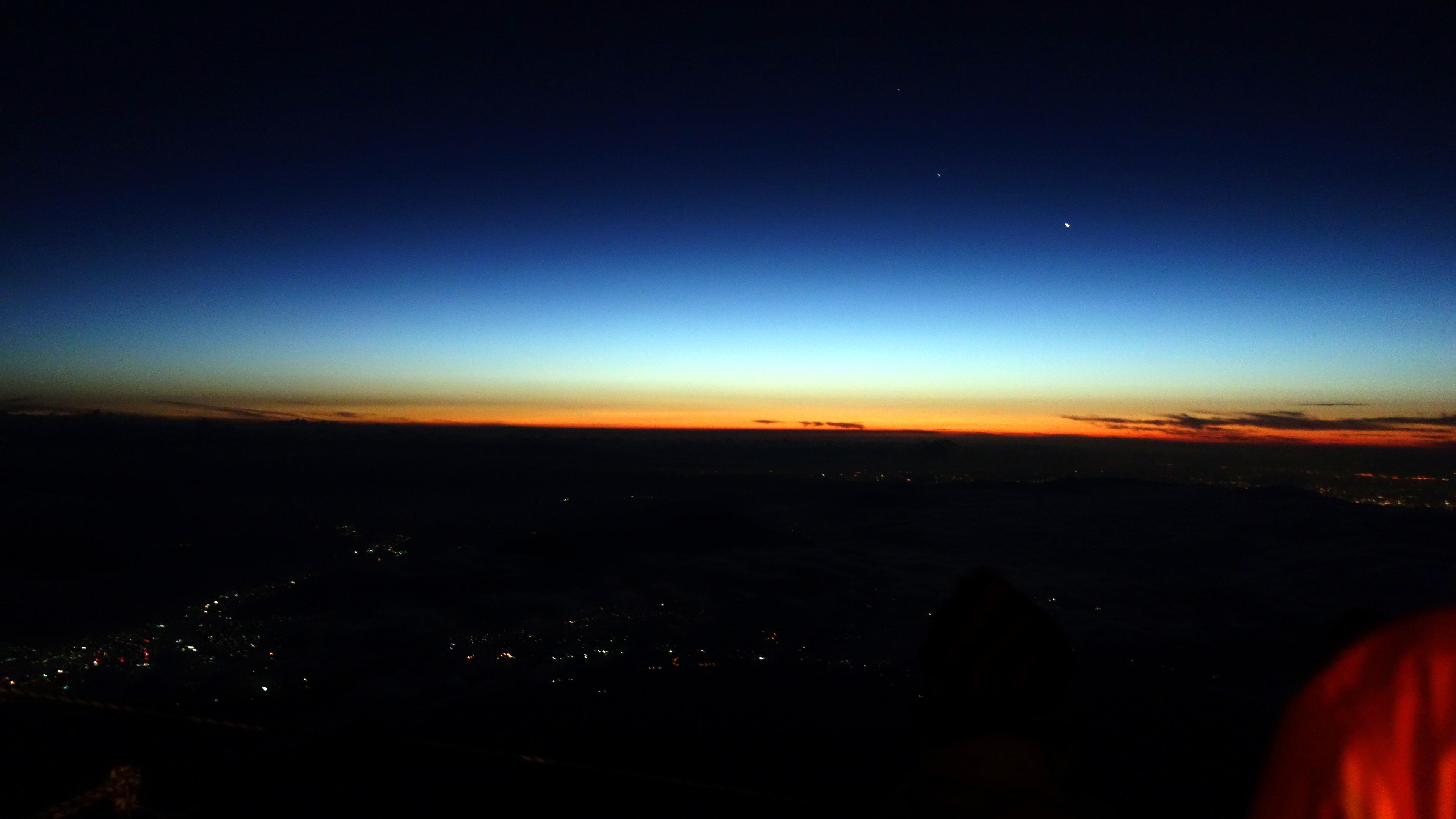 20140806 212250 fujisan first light